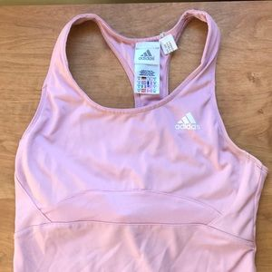 Adidas Bubblegum Pink Tank